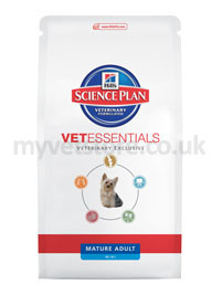 Hill's VetEssentials Canine Adult Mature Mini Chicken